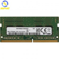 Ram Kingmax DDR4 4G bus 2666 for notebook