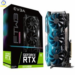 VGA EVGA GeForce RTX 2070 SUPER FTW3 ULTRA GAMING 8GB GDDR6 (08G-P4-3277-KR)