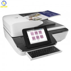 Máy scan HP ScanJet Ent Flow N9120 fn2 Scanner_(L2763A)