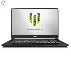 Laptop Workstation MSI WE75 9TK