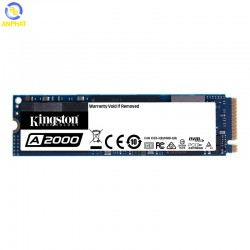 Ổ cứng SSD Kingston SA2000M8 250GB NVMe PCIe Gen 3.0 x 4