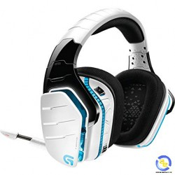 Tai nghe Logitech G933 Artemis Spectrum 7.1 Wireless White