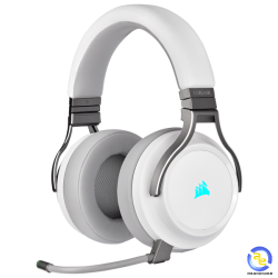Tai nghe Corsair Virtuoso Wireless White