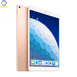 10.5-inch iPad Air Wi-Fi + Cellular 256GB - Gold MV0Q2ZA/A