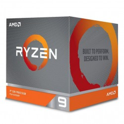 CPU AMD Ryzen 9 3950X / 3.5 GHz (4.7GHz Max Boost) / 72MB Cache / 16 cores / 32 threads / 105W / Socket AM4 / (No Fan)