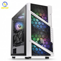 Vỏ case Thermaltake Commander C31 TG Snow ARGB Edition  ( CA-1N2-00M6WN-00 )