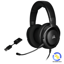 Tai nghe Corsair HS45 Surround 7.1 Carbon