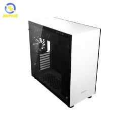 Vỏ case Jonsbo C4S (Steel - White)