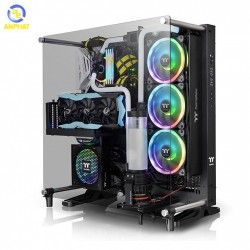 Vỏ Case Thermaltake Core P5 TG V2 Black Edition (CA-1E7-00M1WN-05)