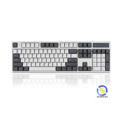 Bàn phím cơ Leopold FC900R PD White DarkGray Brown switch
