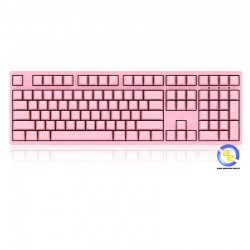 Bàn phím cơ AKKO 3108S Pink Led White Brown switch