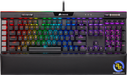 Bàn phím cơ Corsair K95 RGB Platinum XT Brown switch
