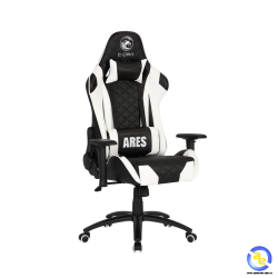 Ghế game E-Dra Ares EGC207 Black White