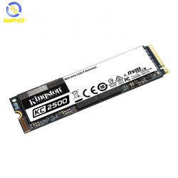 Ổ cứng SSD Kingston SKC2500M8 250GB NVMe PCIe Gen 3.0 x 4