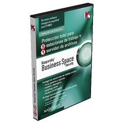Phần mềm diệt virus Kaspersky BusinessSpace Security (số lượng 20-24)