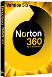 NORTON 360 5.0 VI 1 USER MM