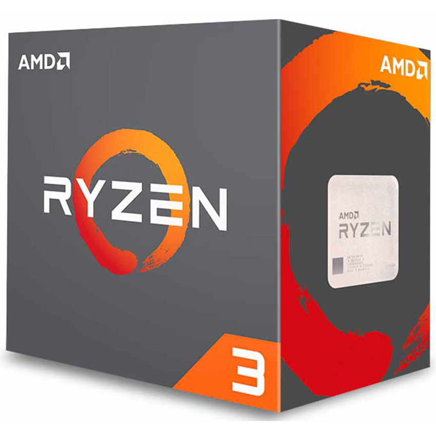 CPU AMD Ryzen 3 2300X
