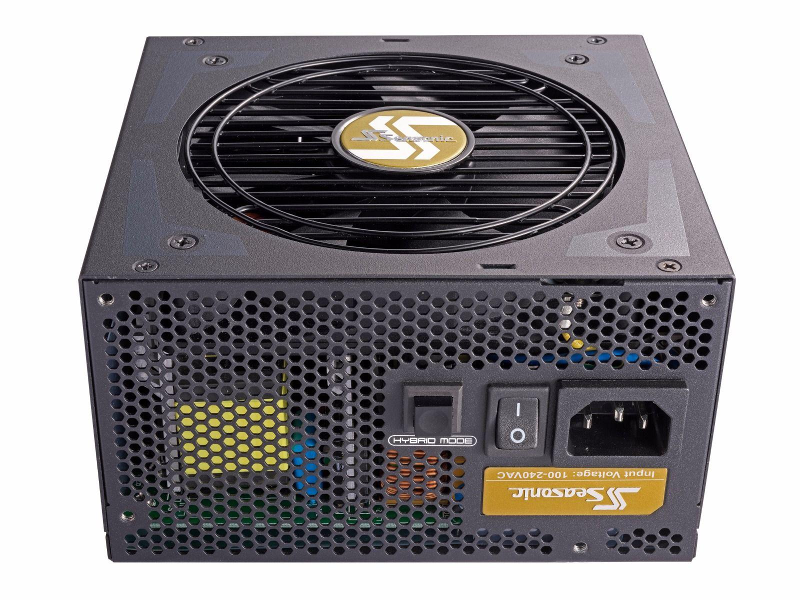 Nguồn máy tính Seasonic FOCUS 1000w PLUS GOLD (SSR - 1000FX)