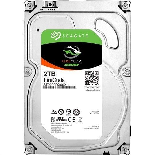 Ổ cứng SSHD Seagate Firecuda 2TB 3.5'' SATA ST2000DX002