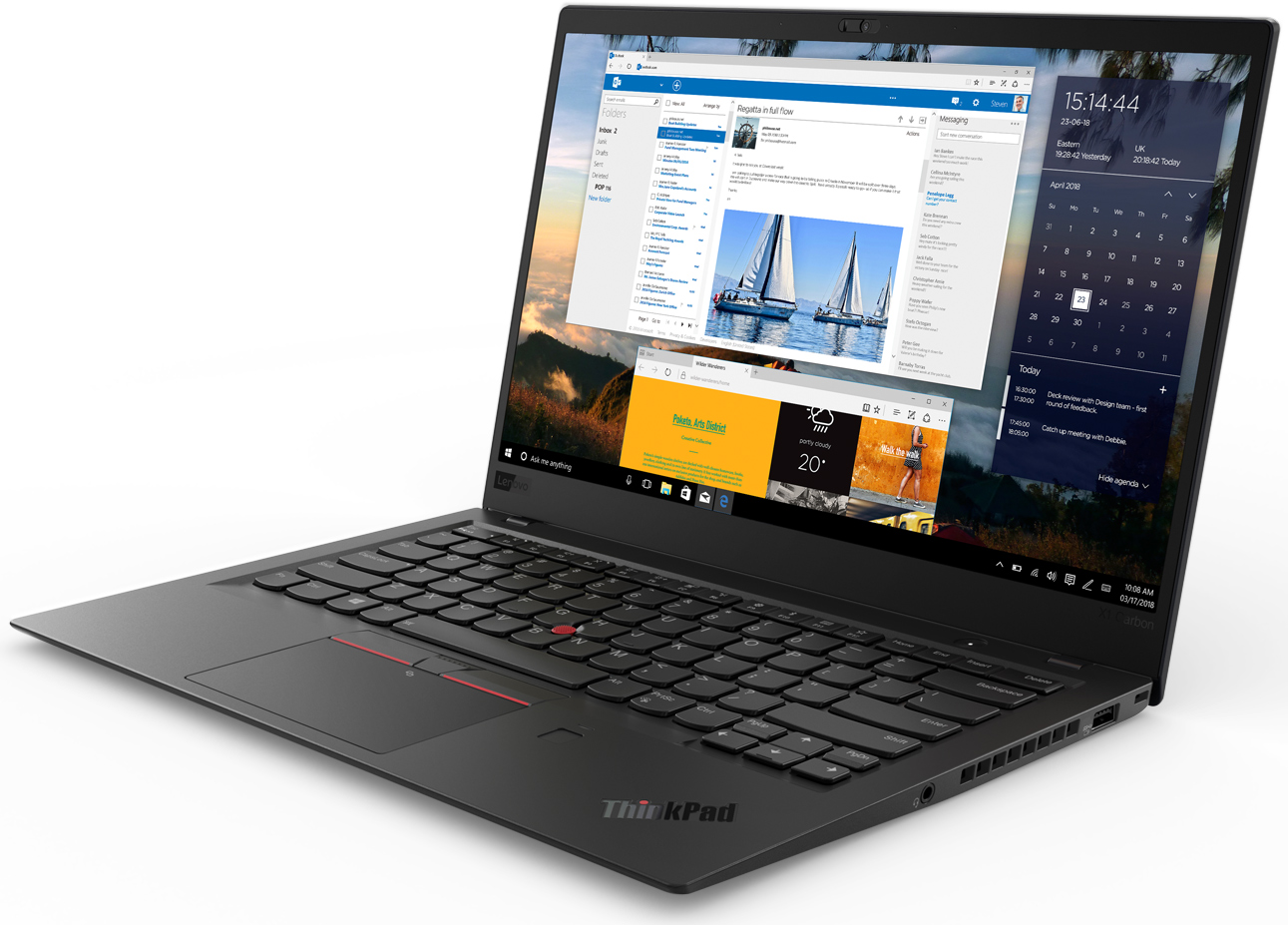 Laptop Lenovo Thinkpad X1 Carbon 6 20KHS01900