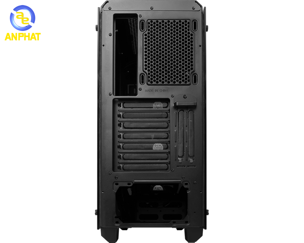 Vỏ case MSI Mag Pylon ATX (3 fan)
