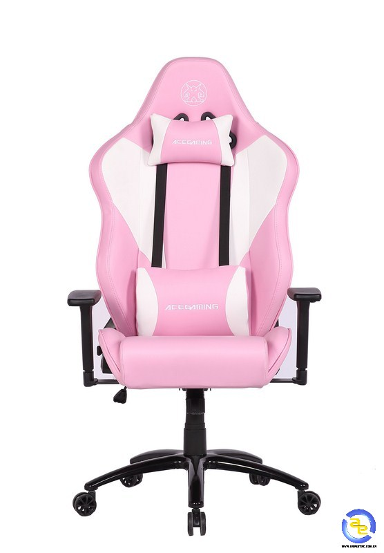 Ghế game Ace Gaming Priestess Series KW-G71 White Pink