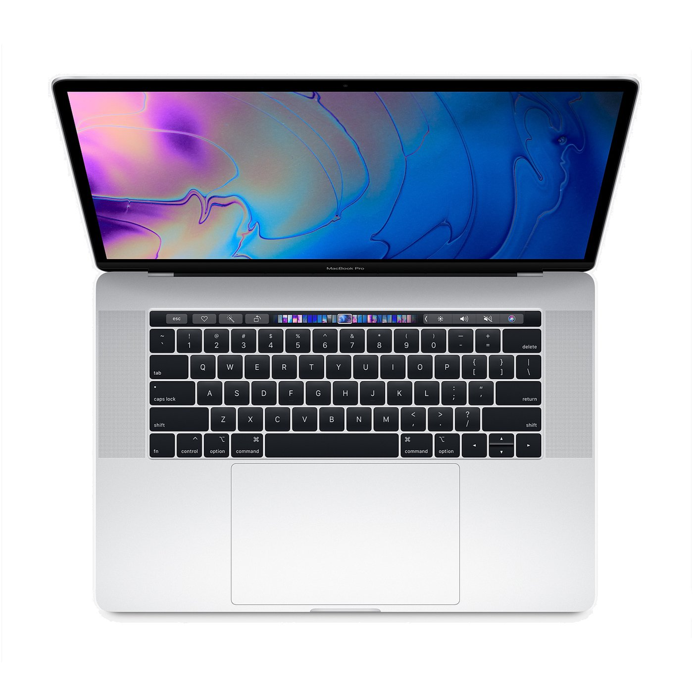 MacBook Pro MV932 15inch Touch Bar Silver- 2019
