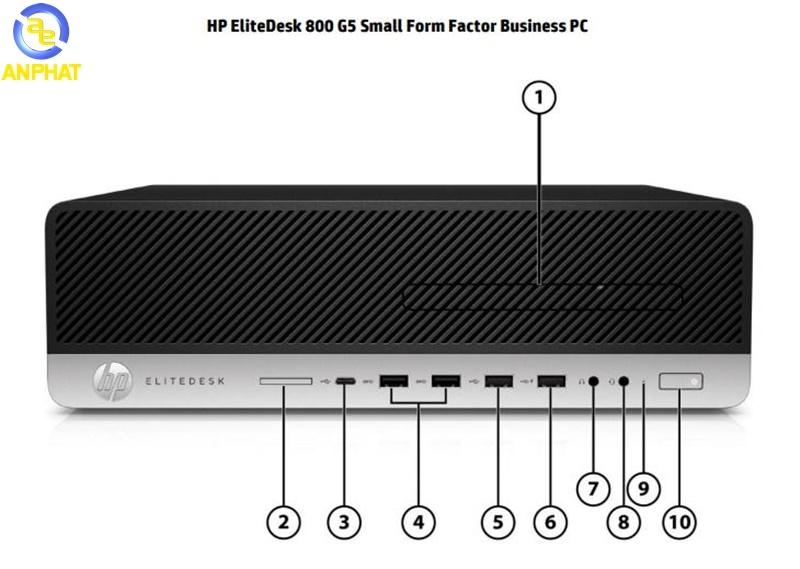 Kết quả hình ảnh cho hp elitedesk 800 g5 small form factor