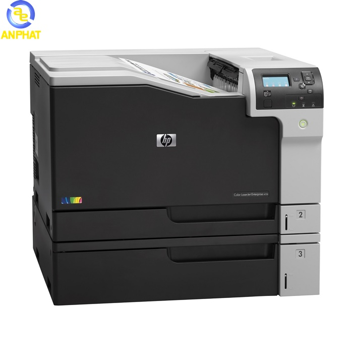 Máy in HP Color LaserJet Enterprise M750n - A3 ( D3L08A)